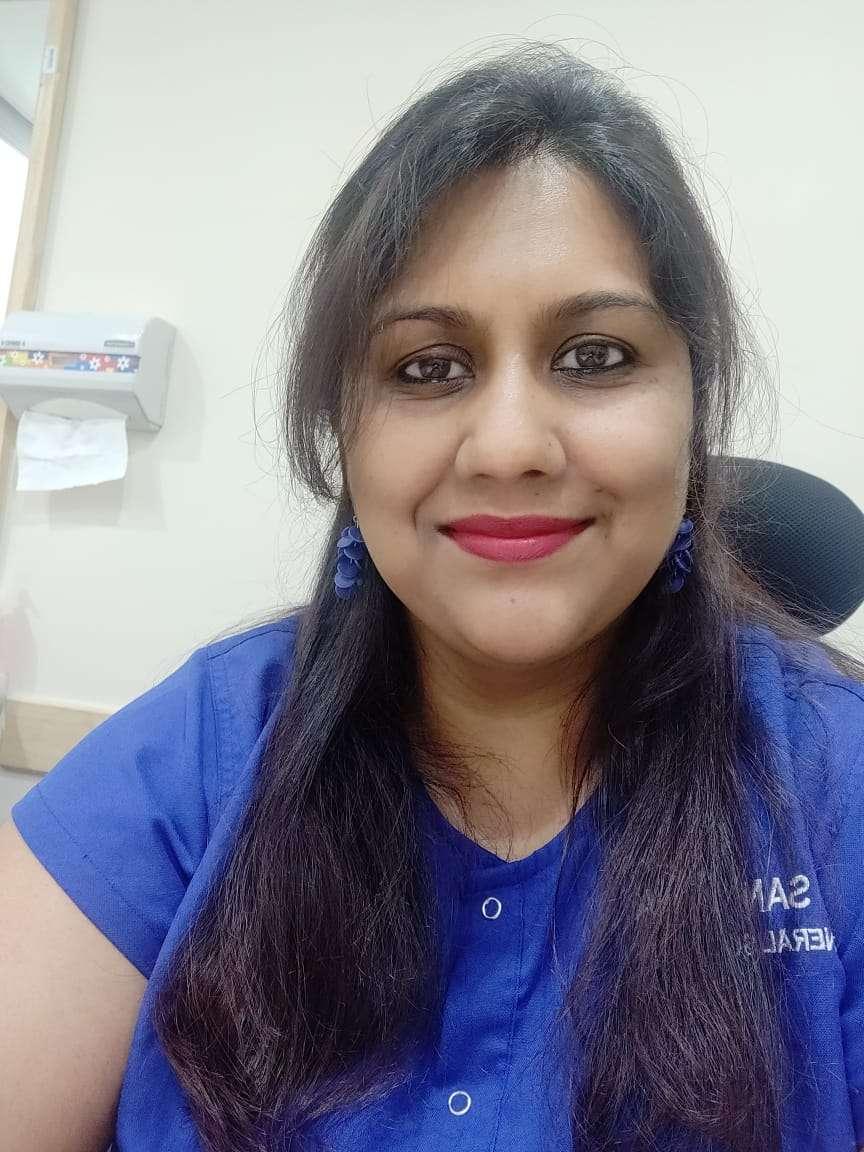 Sanjitha Shampur